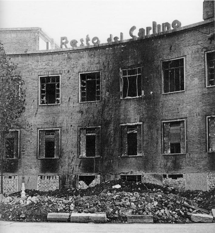 La sede de Il Resto del Carlino