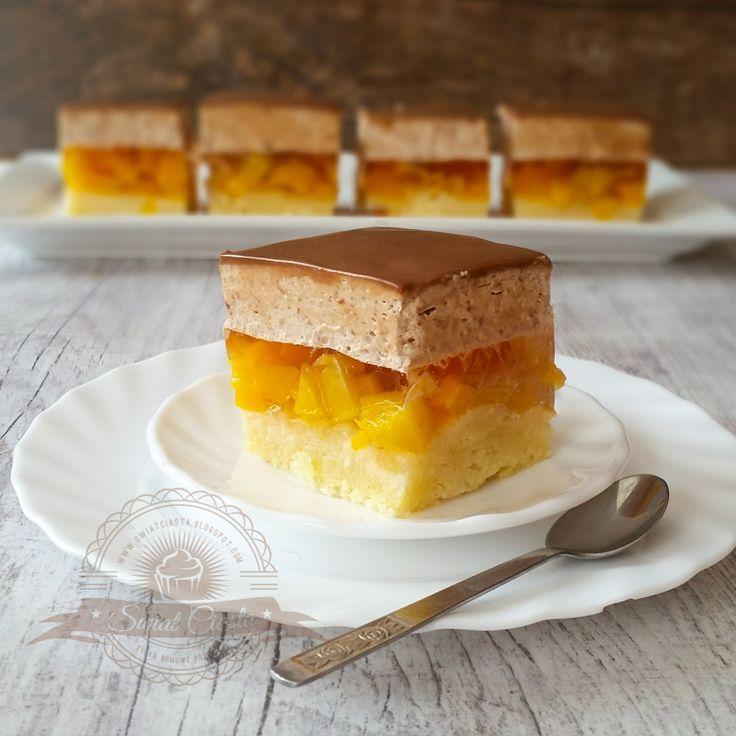 Ciasto Delicja | Świat Ciasta