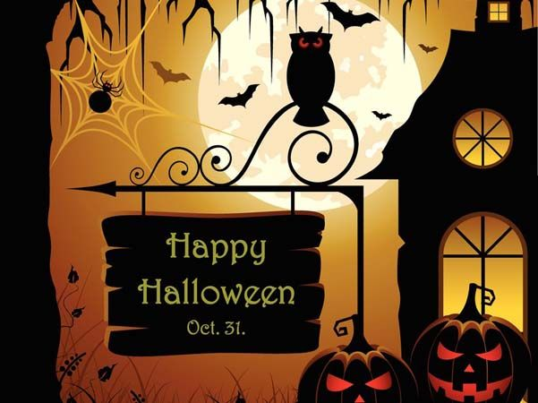 halloween outdoor decorations last minute halloween outdoor decor outdoorthemecom - Last Minute Halloween Decorations