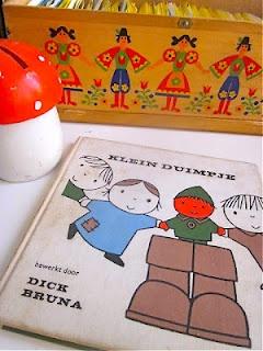 Pomme de Jour - Vintage Dick Bruna book