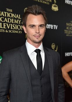 "Darin Brooks of ""The Bold and the Beautiful"" on CBS."