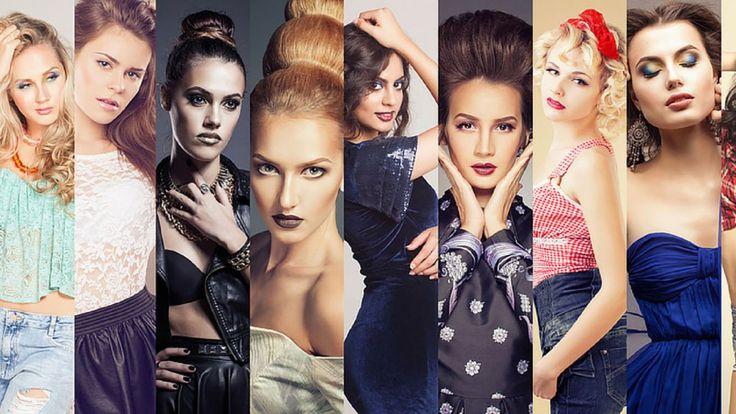 2016 Yılının Göz Alıcı Saç Trendleri  2016 kadın saç trendlerine baktığımız zaman ön plana çıkarılan tasarımlar arasında, genellikle renkli topuzlar geliyor.