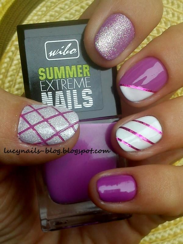 Wibo Summer Extreme Nails nr.535
