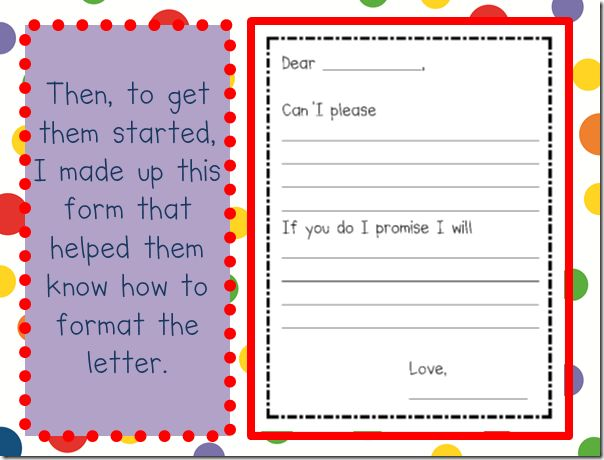 I need help writing a convinsing letter!?