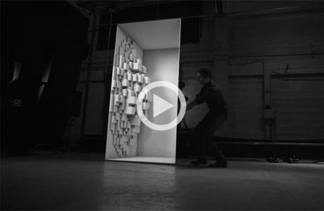 """""""Box"""". //  Projection Mapping"""