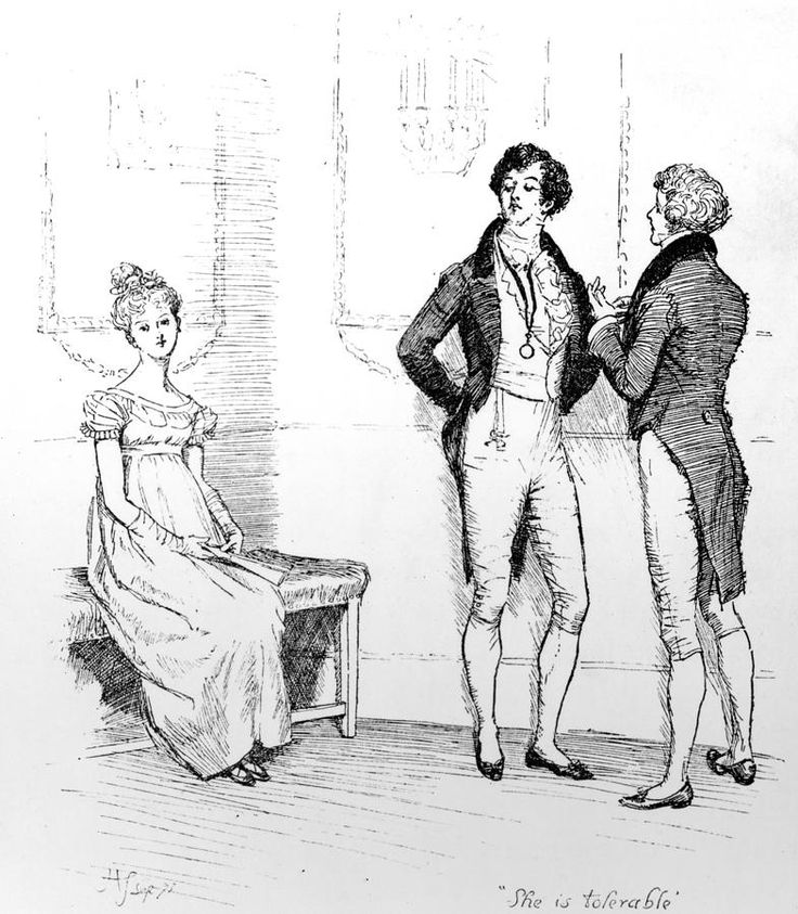 an overview of the character darcy in the novel pride and prejudice by jane austin The pride and prejudice referred to in the title of this jane austin novel prepare the reader for the character flaws of the main characters, miss elizabeth bennet and mr fitzwilliam darcy elizabeth's pride and mr darcy's prejudice prevent the two from recognizing and admiring their love for one another.