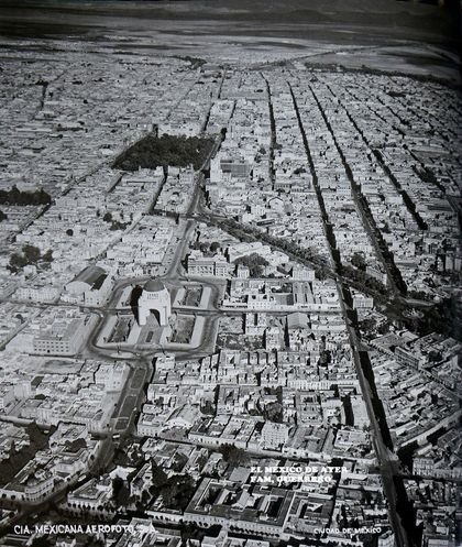 Así era la Ciudad de México (fotos antiguas)...Entra - Taringa!