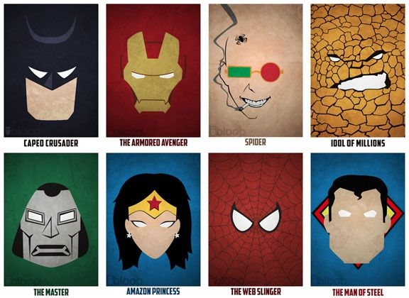 Andres Romero Spends a Lot of Face Time With Your Favorite Heroes [Art]   Read More: Andres Romero Spends a Lot of Face Time With Your Favorite Heroes [Art] | comicsalliance.co...