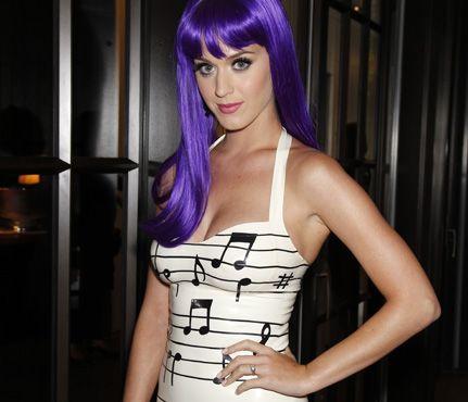 Katy Perry, je veux ta robe.