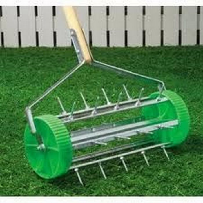 Diy Lawn Aerator Diy Projects For Everyone Aerate Lawn Diy