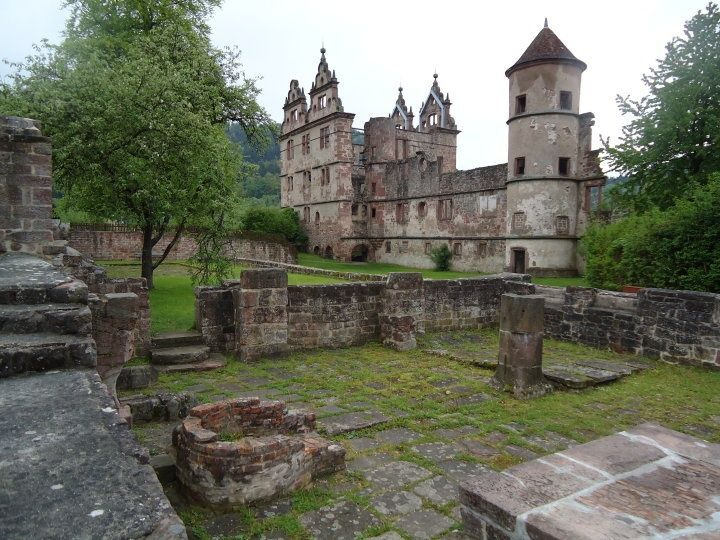 bad liebenzell germany | Ruins in Germany near bad liebenzell. I would get married here