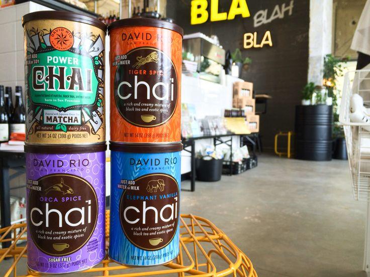 Nu ook #ChaiLatte voor thuis! Naast de originele Tiger Spice ook in vanille variant, de #suikervrije versie of #vegan power chai met matcha... #onderdeleidingstraat #strijps