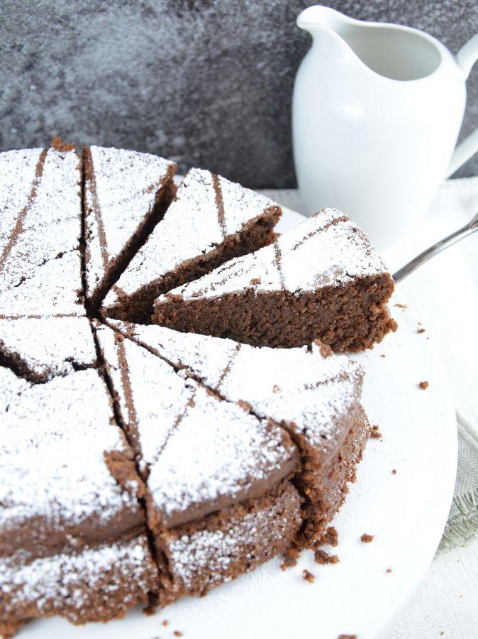 Espresso Schokolade Kuchen Ohne Mehl Ich Muss Backen Pinterest