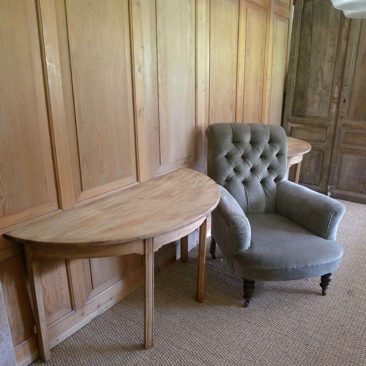19th Century Howard Style Armchair