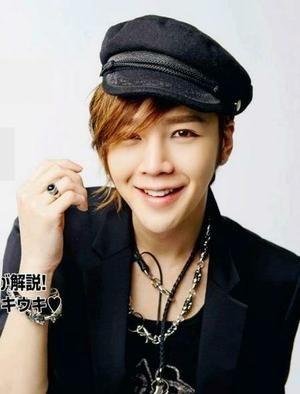 Jang Guen Suk....Nice smile