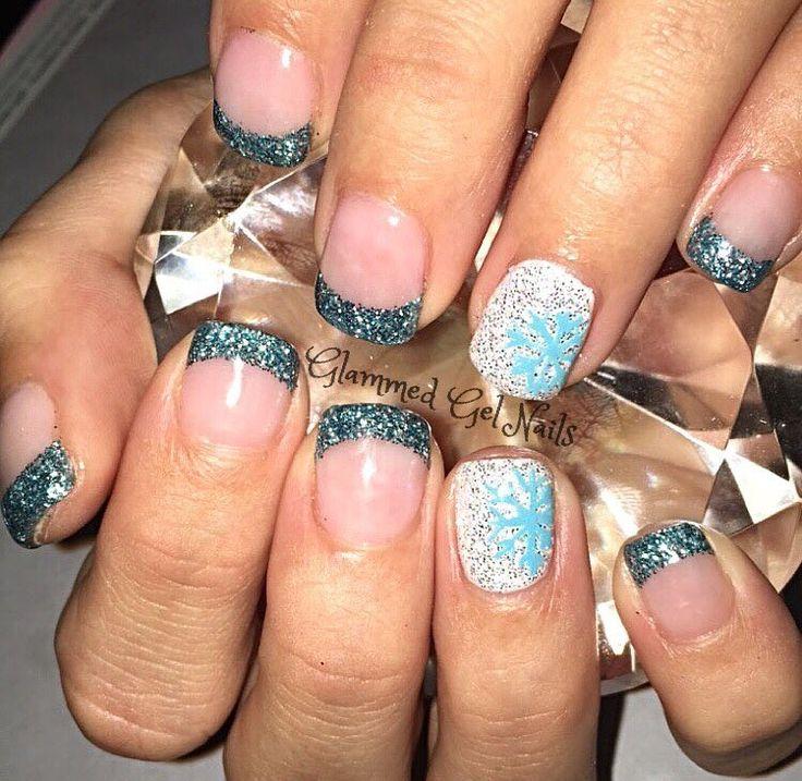 35 best Nails I\'ve had done images on Pinterest   Gel nail, Gel ...