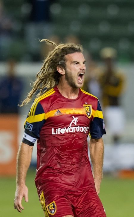 ASN article: Kyle Beckerman Remains Upbeat About Club, Country