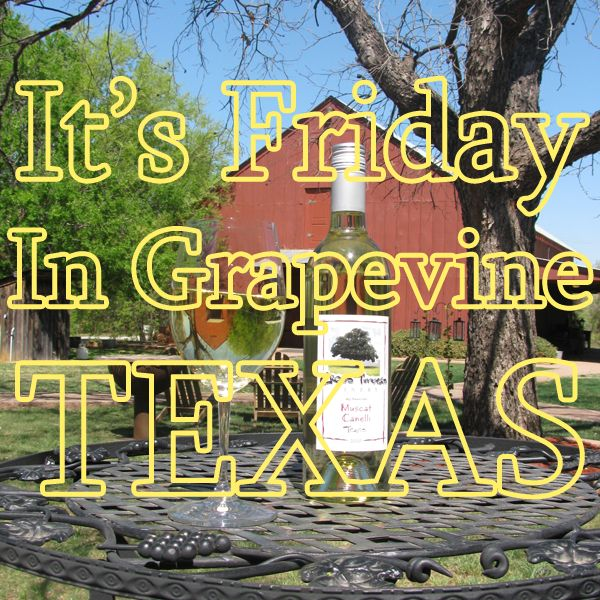 It's Friday in #GrapevineTX! Where will the weekend be taking YOU? This weekend, don't miss the 22nd Annual New Vintage #Wine & Gallery Trail, along with movies and live #music at the Palace #Arts Center in Grapevine! Check out our #blog for details on these events and more!