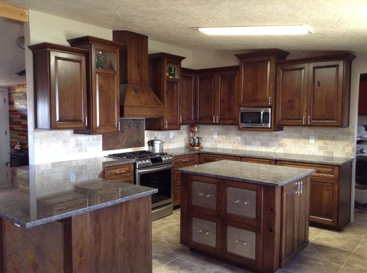 Wonderful Rustic Cherry Cabinets Made By Mccoy Www Mccoycabinets Com New
