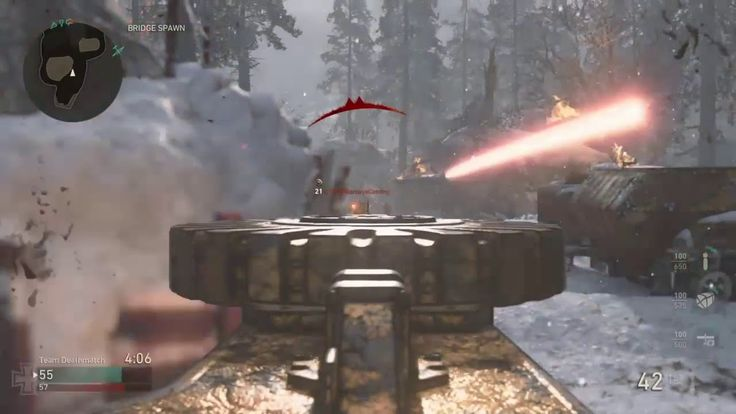 We're getting flanked in Ardennes Forest - Call of Duty WW2 Gameplay + St Marie Du Mont -pizzasready - YouTube