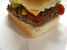 You've heard of Krystal Burgers, right?   What about White Castle? Anyway, they are both a restaurant chain that sells the best little sliders.  They are really addicting.  They're stea…