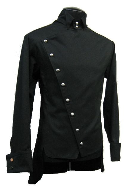 Shrine Empire Gothic Vampire Dracula Steampunk Poet Pirat Victorian Jacket Shirt   eBay