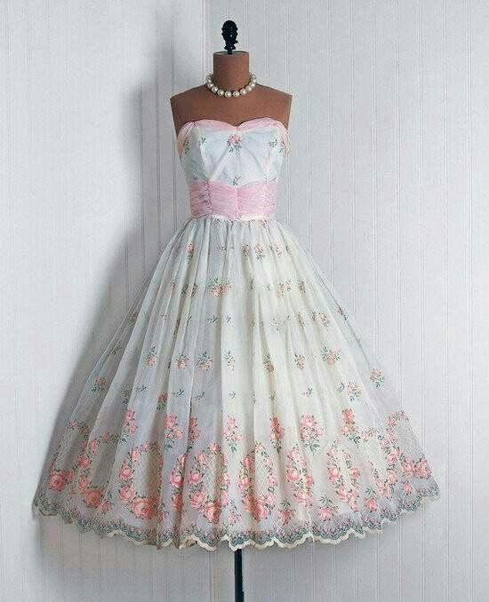 Vintage Cocktail Dresses