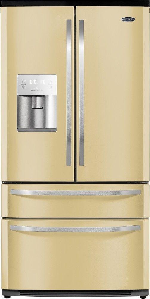 Rangemaster Dxd15 Freestanding American Fridge Freezer