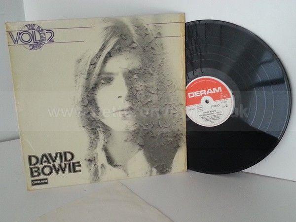 David Bowie THE BEGINNING Vol 2 - ROCK, PSYCH, PROG, POP, SHOE GAZING, BEAT