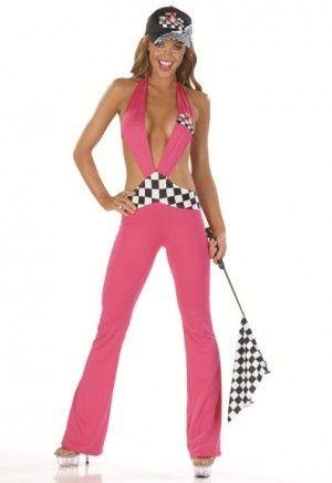 Sexy Racer Jumpsuit/Catsuit main image