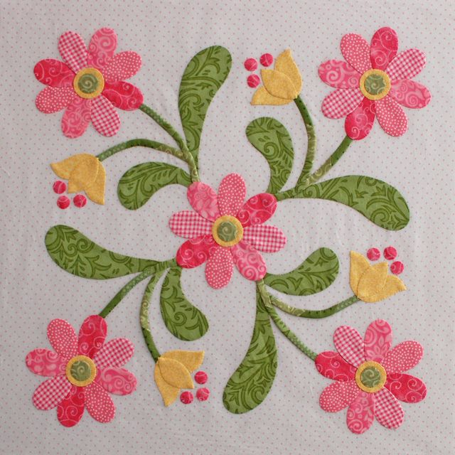 60 Best Applique Quilts Images On Pinterest Appliques Free New Applique Patterns Flowers
