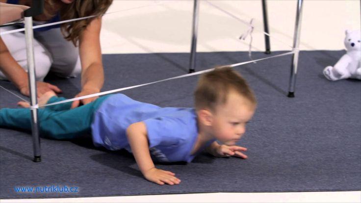 Cvičení s dětmi - 7. cvičení: PLAZENÍ
