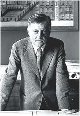 Aldo ROSSI, né le 3 mai 1931 à Milan (Italie), décédé le 4 septembre 1997 dans un accident de voiture, à Milan, est un architecte italien.