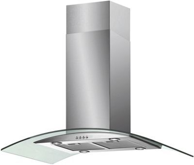 Buy Baumatic ISL5SS 90cm Glass Island Hood - Stainless Steel at Argos.co.uk, visit Argos.co.uk to shop online for Cooker hoods, Cooker hoods and splashbacks