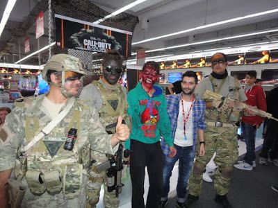 06.11.2015 Call Of Duty Black Ops III Event