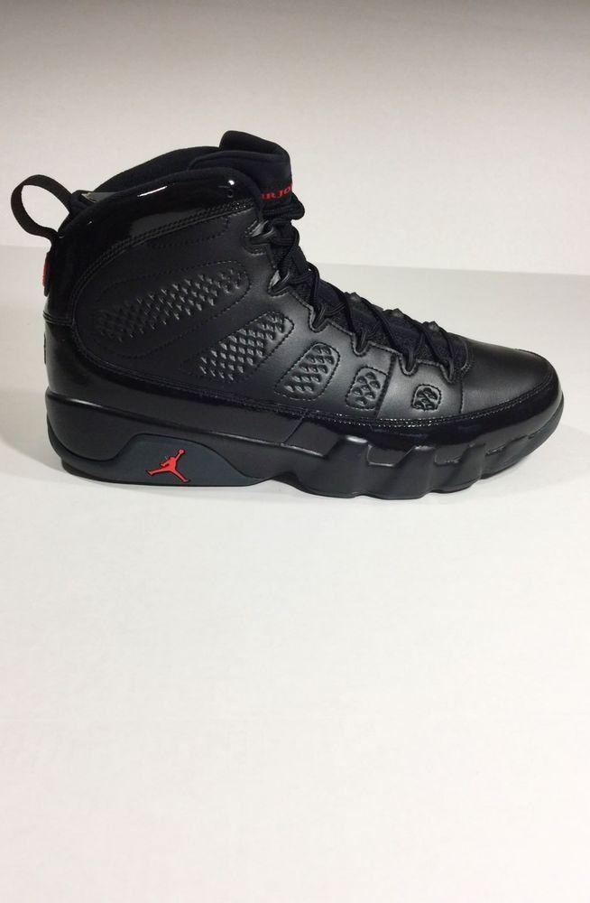 4b7c8377c36f New Mens 2018 Nike Air Jordan Retro IX BRED Red Size 11  Nike   BasketballShoes