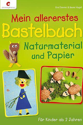 Mein allererstes Bastelbuch - Cover