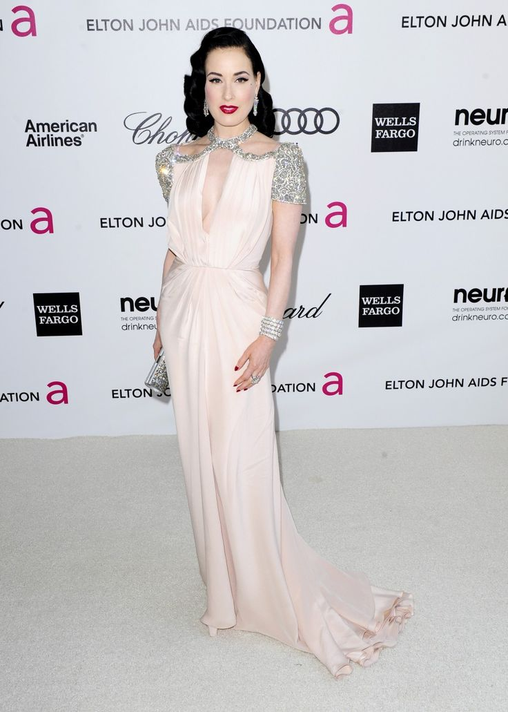 LOVE Dita von Teese's Oscars 2012 dress: Party Dresses, Oscars 2012, Carpet Dresses, Teese S Oscars, Red Carpet Gowns, Dita Von Teese, Jenny Packham