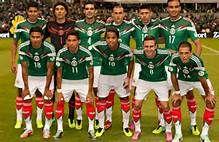 Selección de México soccer 2014