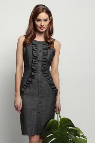 Tupelo Dress by Eva Franco