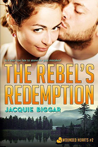 The Rebel's Redemption (Wounded Hearts Book 2) by Jacquie Biggar, http://www.amazon.com/dp/B00SCNJDDW #mgtab #RT #romance
