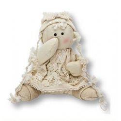 Bambola pezza, delizioso regalo!