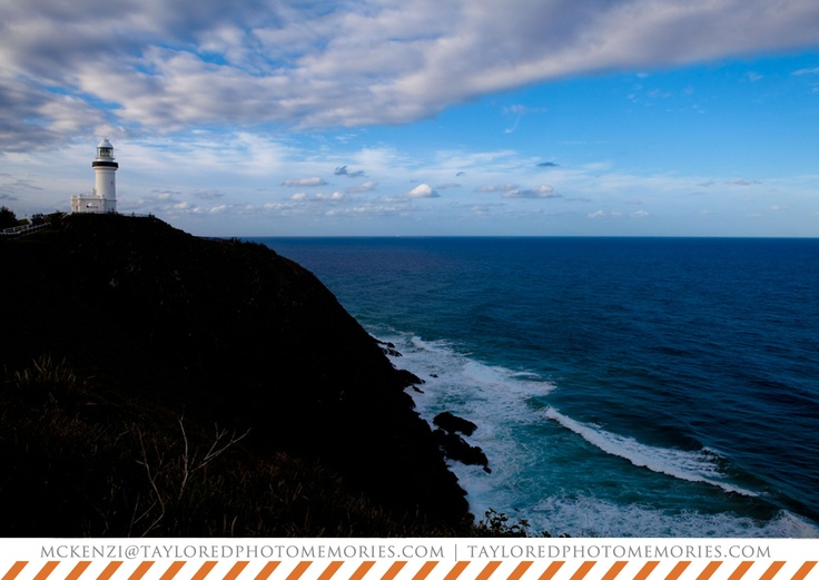 Lighthouse | Byron Bay Australia | Taylored Photo Memories