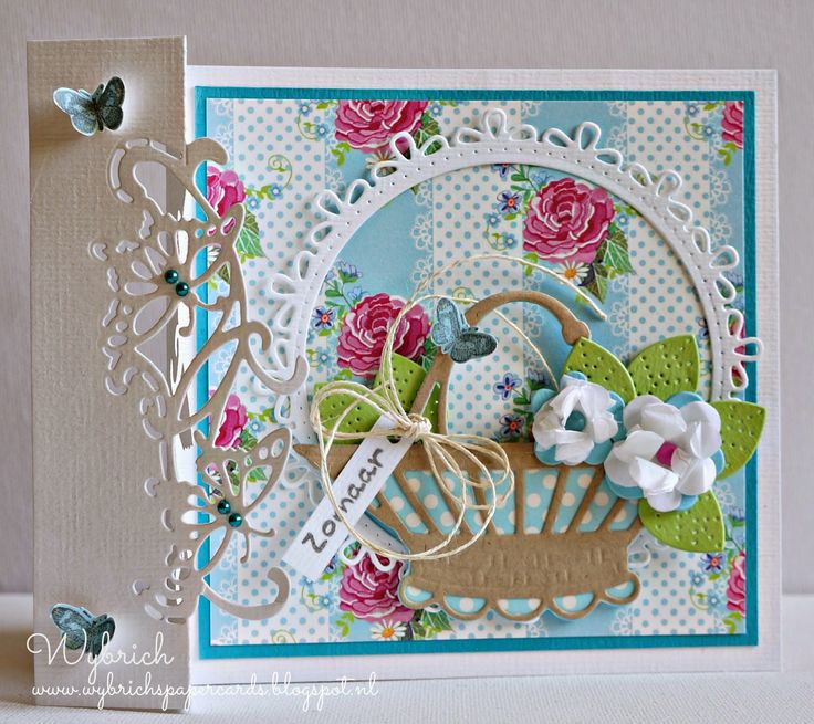 Cards made by Wybrich: april 2014