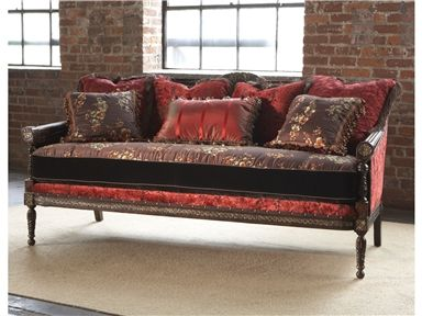 Shop For Paul Robert Sofa, 889 7P, And Other Living Room Sofas At Goods  Home Furnishings In North Carolina Discount Furniture Stores Outlets.