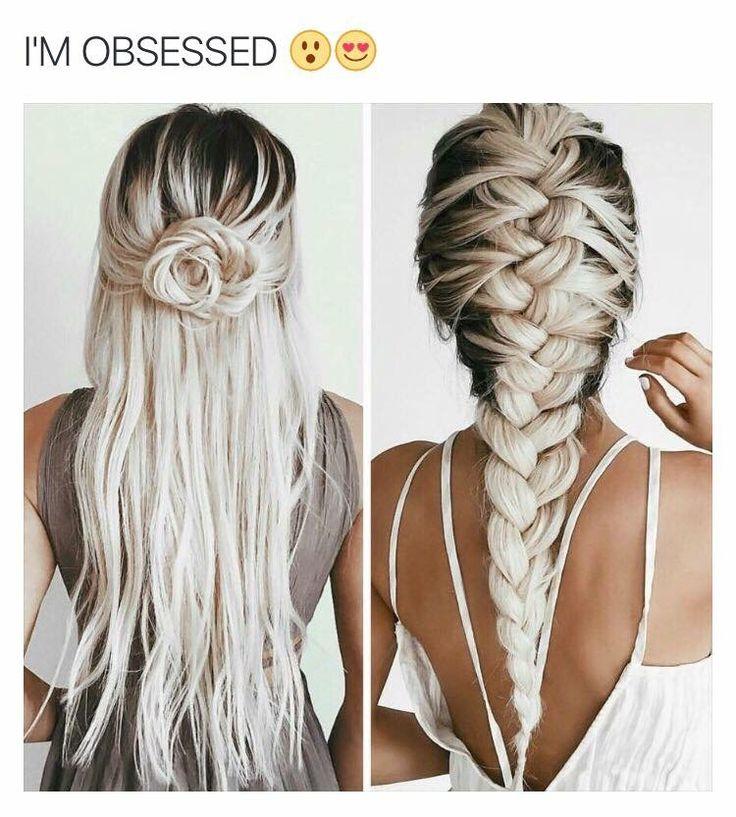 Cute hair styles for long hair