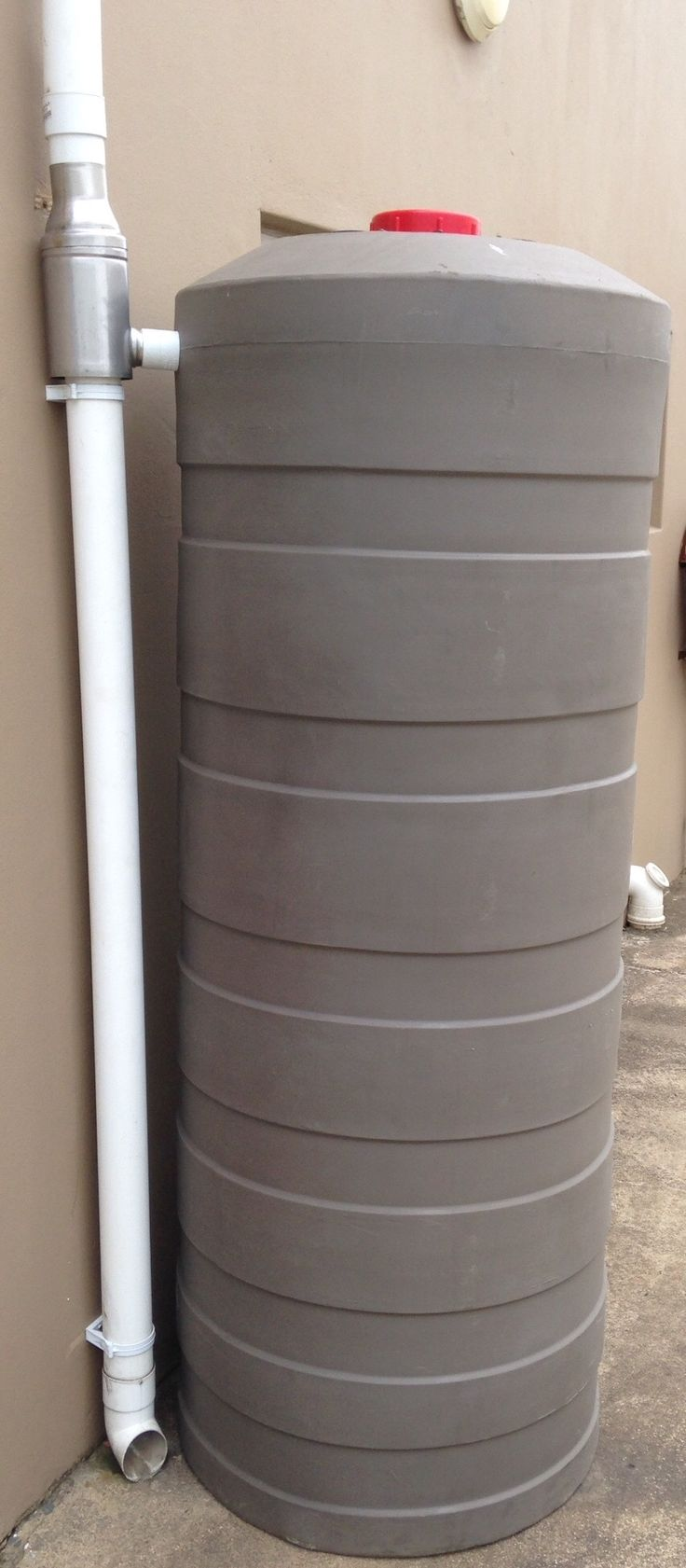 Description rainwater harvesting system jpg - Small 800l Rainwater Harvesting System For Factory Water Is Used For General Washing