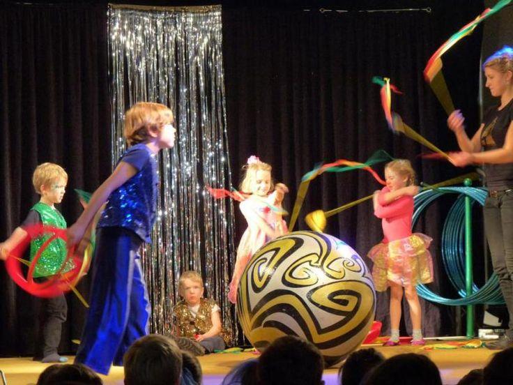 Zirkusträume - Kindergeburtstag für Schulkinder - top10berlin.de