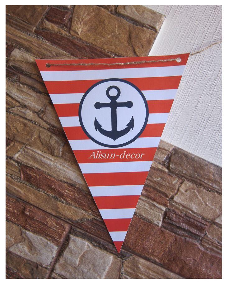 banner, marine theme