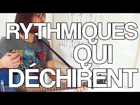 DES RYTHMIQUES QUI DÉCHIRENT - YouTube